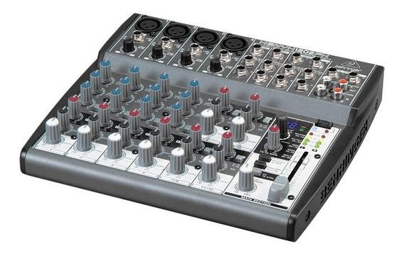 Mesa De Som Behringer Xenyx 1202fx Mixer 220v
