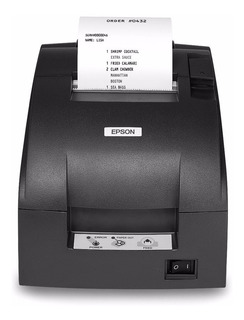 Tek Impresora Para Facturas De Rollo Epson Tmu 220 D806 Usb