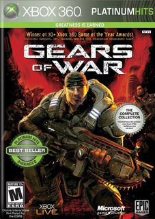 Gears Of War 2-disc Edition Xbox 360