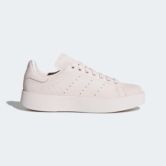 Zapatillas adidas Mujer Stan Smith Bold Da8641 Envio Gratis