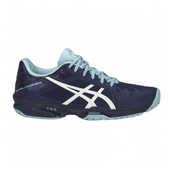 Tênis Asics Gel Solution Speed 3 - Fem. Alta Performance