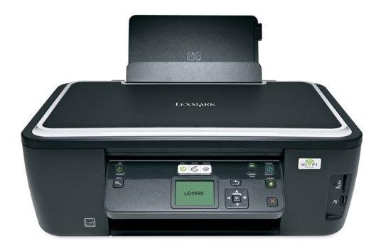 Impresora Lexmark S505