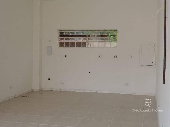 Loja Para Alugar, 50 M² Por R$ 1.500,00/mês - Granja Viana - Cotia/sp - Lo0017