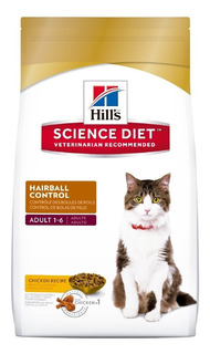 Hills Gato Hairball 3.5l (contr - kg a $70000