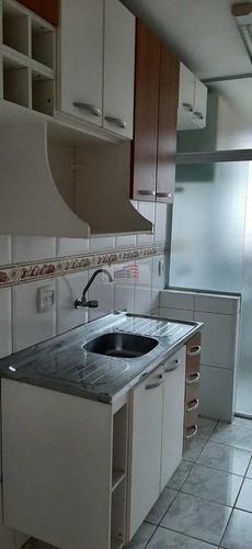 Apartamento Com 2 Dorms, Alves Dias, São Bernardo Do Campo - R$ 192 Mil, Cod: 2033 - V2033