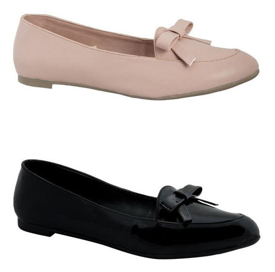 Zapato Balerina Casual Pink By Price Shoes 146 Kit 181374 E