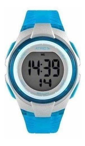 Relógio Atrio Copper Azul