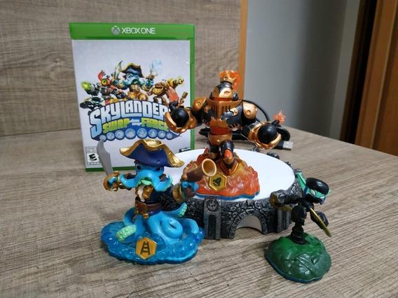 Kit Starter Skylanders Swap Force Xbox One Em Português