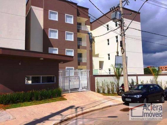 Lindo Apartamento 2 Dormitórios, Sendo 1 Suite, Condomínio Com Lazer - Ap0312