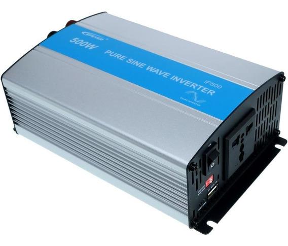 Inversor Senoidal 12v/220v 500w Off-grid Epever - Ip500-12