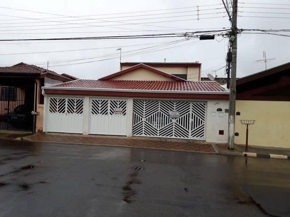 Casa Com 1 Dormitório Para Alugar, 40 M² Por R$ 900,00/mês - Vila Monte Alegre - Paulínia/sp - Ca0630
