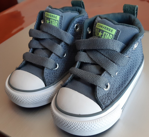 Tenis Converse Bota Para Bebe / Niño Talla 11