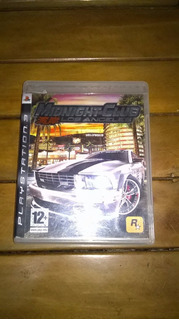 Midnight Club - Los Angeles - Ps3