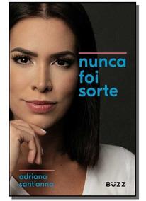 Nunca Foi Sorte (pré-venda) Lançamento 22/05