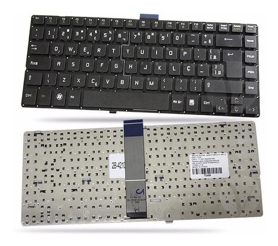 Teclado Para Notebook Lg P420 5000 5100 5010 5200 | Abnt2