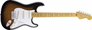 Guitarra Fender Squier Classic Vibe Stratocaster 50s Marrom