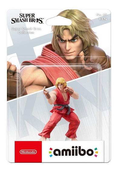 Amiibo Ken - Super Smash Bros Ultimate