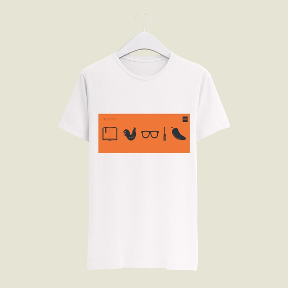 Playera Yasbek Sublimada Coleccion Orange Serie Netflix