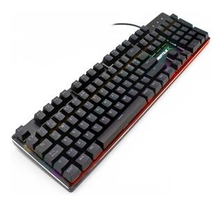 Teclado Gamer Mecanico Reptilex Rx0004 / Lhua Store