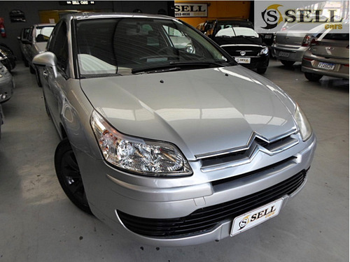 Citroen - C4 Glx Hacth 1.6 Manual 2010 Completo