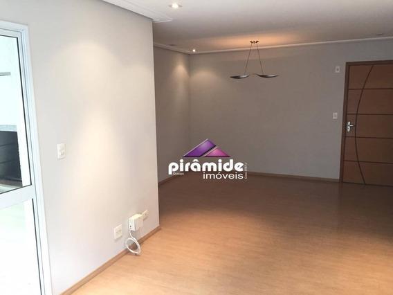 Apartamento Com 3 Dormitórios À Venda, 123 M² Por R$ 700.000,00 - Vila Betânia - São José Dos Campos/sp - Ap10650