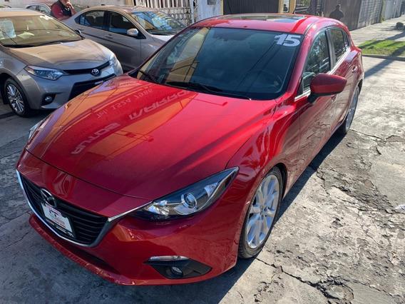 Mazda 3 Sport Hatchback 2015 Rojo