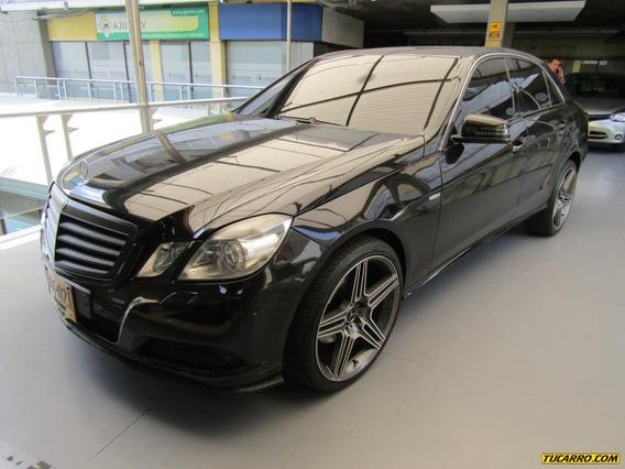 Mercedes Benz Clase E 250