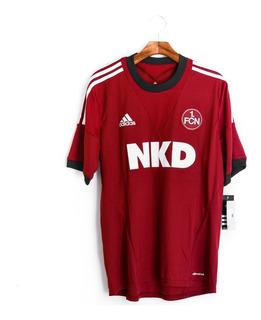 Camisa De Futebol Masculino Nuremberg 2013/14 adidas G71053