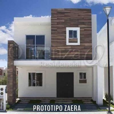 Casa Residencail 4 Recamaras Vestidro Y Terraza Pachuca