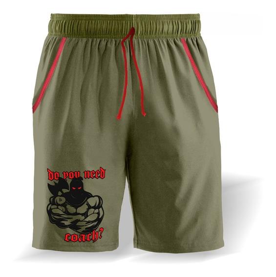 Bermuda Pantalon Verano Pro Fitness Genetic Training
