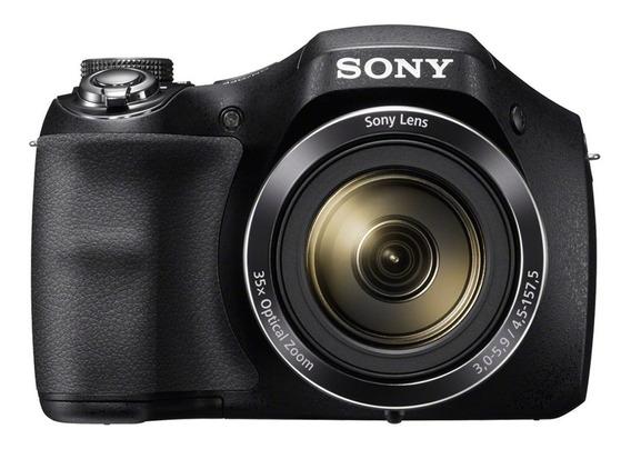 Cámara Sony Con Zoom Óptico De 35x H300