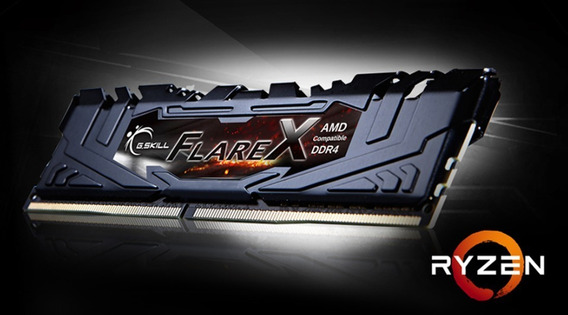 Memoria G.skill Flare X Series 16gb(2x8gb)3200mhz Cas14