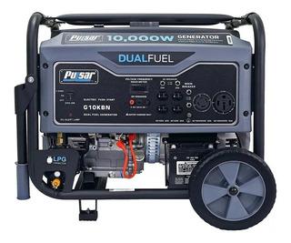 Planta Eléctrica Hibrida 10kva Encendido Electrico Pulsar