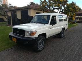 Toyota Land Cruiser 2014 4x4 Único Dueño