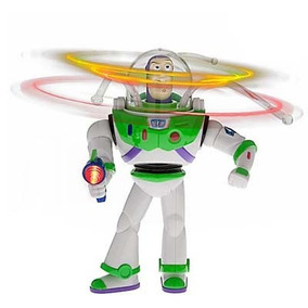 Boneco Buzz Lightyear Light Chaser - Disney - Pixar