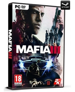 Mafia 3 Cd Key Steam O Para Xbox