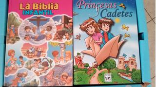 Cofre Magico Para Niños Coleccion Biblia Infantil,