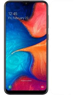 Celular Samsung Galaxy A20 32gb 3gb Android 9.0 Dual Sim