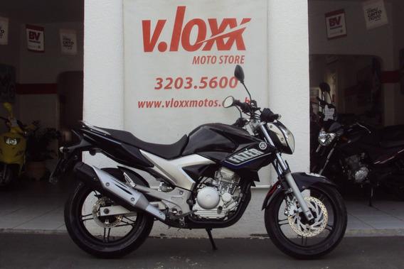 Yamaha Ys 250 Fazer Preta 2014