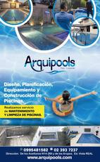 Construcción Limpieza Mantenimiento Equipos Piscina Quito