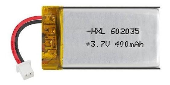 Bateria 3.7v 400mah Lítio Polímero 35038