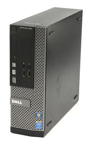 Cpu Dell Optiplex Sff 3020 I7 4ªg 8gb Ssd 120gb Dvd-r Wifi