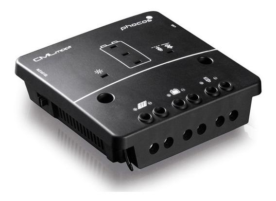 Regulador De Carga Fotovoltaico 12/24 10a - Tipo Cmlup10