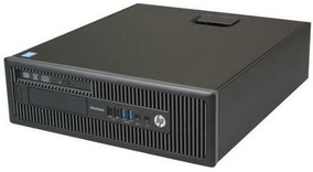 Desktop Hp Elitedesk 800g1 Sff Core I5-4570/1tb/8gb/dvd/win8