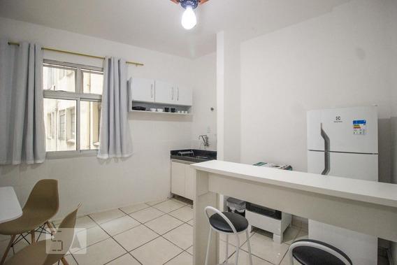 Apartamento Para Aluguel - Centro, 1 Quarto, 44 - 892990947
