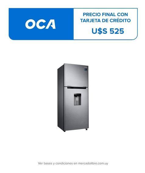 Heladera Samsung Rt29 305 Lt Freezer Inverter F Seco Stienda