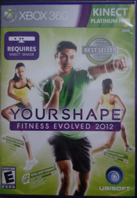 Your Shape Fitness Evolved 2012 Xbox 360 Usado