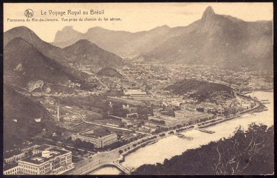 Rei Alberto I - Visita Ao Brasil - 1920 - 25061934