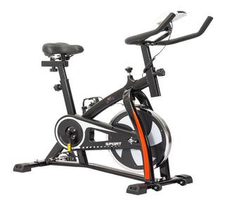 Bicicleta Ergometrica Spinning De Exercícios Ginastica