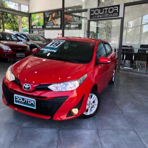 Toyota Yaris 1.3 16v Flex Xl Multidrive 2019 / Yaris 19